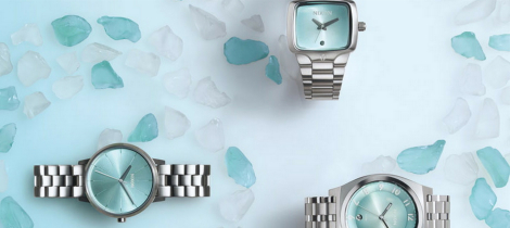 Something For The Cool In You: Nixon Presents The Mint Collection
